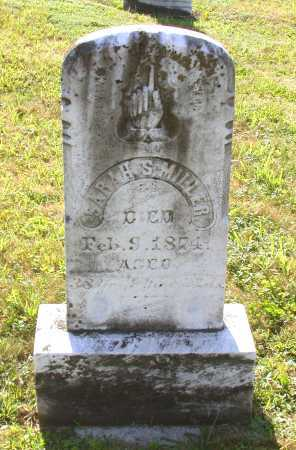MILLER, SARAH S. - Juniata County, Pennsylvania | SARAH S. MILLER - Pennsylvania Gravestone Photos