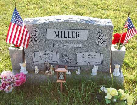 MILLER, WILMA W. - Juniata County, Pennsylvania | WILMA W. MILLER - Pennsylvania Gravestone Photos