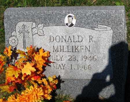 MILLIKEN, DONALD R. - Juniata County, Pennsylvania   DONALD R. MILLIKEN - Pennsylvania Gravestone Photos