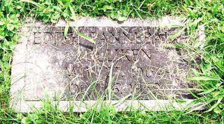 MILLIKEN, EDITH - Juniata County, Pennsylvania   EDITH MILLIKEN - Pennsylvania Gravestone Photos