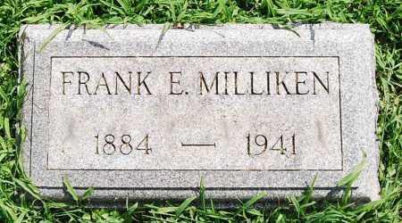 "MILLIKEN, FRANCIS ""FRANK"" EWING - Juniata County, Pennsylvania | FRANCIS ""FRANK"" EWING MILLIKEN - Pennsylvania Gravestone Photos"