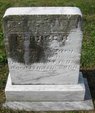 MILLIKEN, GEORGE NEELY - Juniata County, Pennsylvania | GEORGE NEELY MILLIKEN - Pennsylvania Gravestone Photos