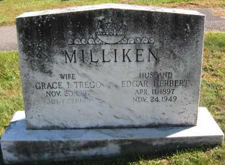 MILLIKEN, EDGAR HERBERT - Juniata County, Pennsylvania | EDGAR HERBERT MILLIKEN - Pennsylvania Gravestone Photos