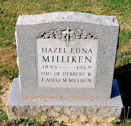MILLIKEN, HAZEL EDNA - Juniata County, Pennsylvania | HAZEL EDNA MILLIKEN - Pennsylvania Gravestone Photos