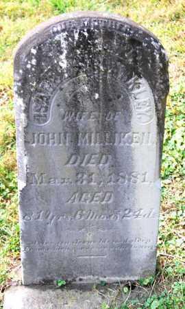 MILLIKEN, ISABELLA - Juniata County, Pennsylvania | ISABELLA MILLIKEN - Pennsylvania Gravestone Photos