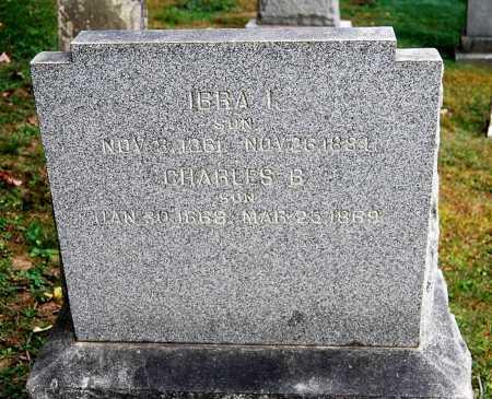 MILLIKEN, CHARLES B. - Juniata County, Pennsylvania | CHARLES B. MILLIKEN - Pennsylvania Gravestone Photos
