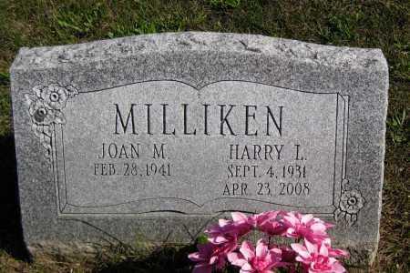 MILLIKEN, HARRY L. - Juniata County, Pennsylvania   HARRY L. MILLIKEN - Pennsylvania Gravestone Photos