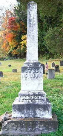 "MILLIKEN, JANE CLARISSA ""CLARA"" - Juniata County, Pennsylvania   JANE CLARISSA ""CLARA"" MILLIKEN - Pennsylvania Gravestone Photos"