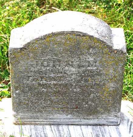 MILLIKEN, JOHN MCKENNA - Juniata County, Pennsylvania | JOHN MCKENNA MILLIKEN - Pennsylvania Gravestone Photos
