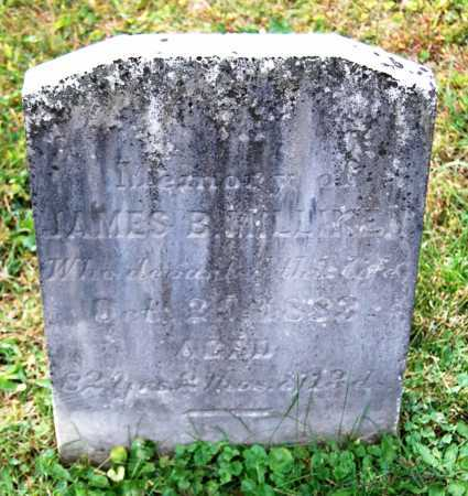 MILLIKEN, JAMES B. - Juniata County, Pennsylvania | JAMES B. MILLIKEN - Pennsylvania Gravestone Photos