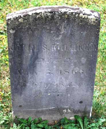 MILLIKEN, JOHN S. - Juniata County, Pennsylvania   JOHN S. MILLIKEN - Pennsylvania Gravestone Photos