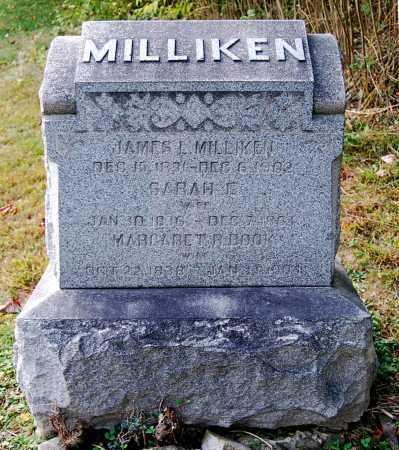 MILLIKEN, SARAH ELIZABETH - Juniata County, Pennsylvania | SARAH ELIZABETH MILLIKEN - Pennsylvania Gravestone Photos