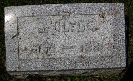 MILLIKEN, JAMES CLYDE - Juniata County, Pennsylvania   JAMES CLYDE MILLIKEN - Pennsylvania Gravestone Photos