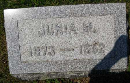 "MILLIKEN, JUNIA ""JUNE"" MARY - Juniata County, Pennsylvania   JUNIA ""JUNE"" MARY MILLIKEN - Pennsylvania Gravestone Photos"