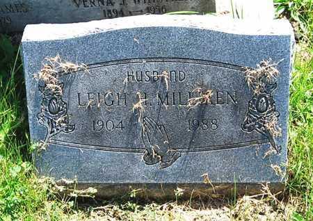 MILLIKEN, LEIGH HEADING - Juniata County, Pennsylvania | LEIGH HEADING MILLIKEN - Pennsylvania Gravestone Photos