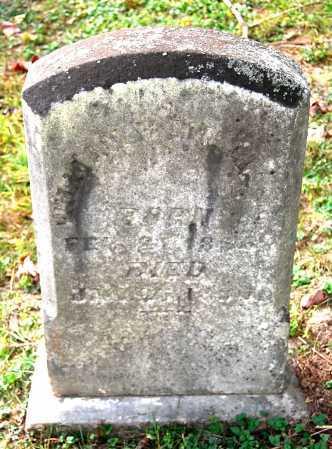 MILLIKEN, WILLIAM B. - Juniata County, Pennsylvania   WILLIAM B. MILLIKEN - Pennsylvania Gravestone Photos