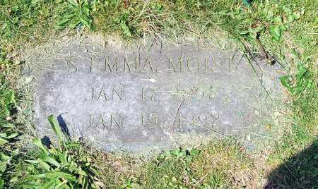 MOIST, SARAH EMMA - Juniata County, Pennsylvania | SARAH EMMA MOIST - Pennsylvania Gravestone Photos