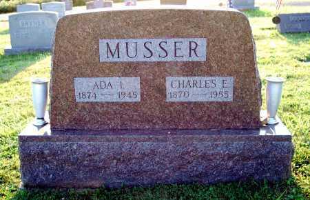 MUSSER, CHARLES E. - Juniata County, Pennsylvania | CHARLES E. MUSSER - Pennsylvania Gravestone Photos