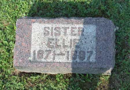 MUSSER, ELLIE - Juniata County, Pennsylvania | ELLIE MUSSER - Pennsylvania Gravestone Photos