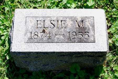 MUSSER, ELSIE M. - Juniata County, Pennsylvania | ELSIE M. MUSSER - Pennsylvania Gravestone Photos
