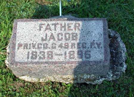 MUSSER, JACOB - Juniata County, Pennsylvania | JACOB MUSSER - Pennsylvania Gravestone Photos