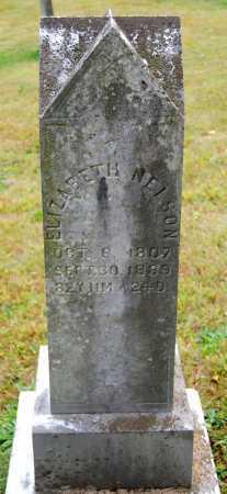 NELSON, ELIZABETH - Juniata County, Pennsylvania | ELIZABETH NELSON - Pennsylvania Gravestone Photos