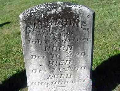 PARTNER, CATHERINE - Juniata County, Pennsylvania   CATHERINE PARTNER - Pennsylvania Gravestone Photos