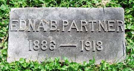 PARTNER, EDNA B. - Juniata County, Pennsylvania | EDNA B. PARTNER - Pennsylvania Gravestone Photos