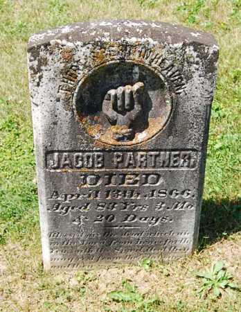 PARTNER, JACOB - Juniata County, Pennsylvania | JACOB PARTNER - Pennsylvania Gravestone Photos