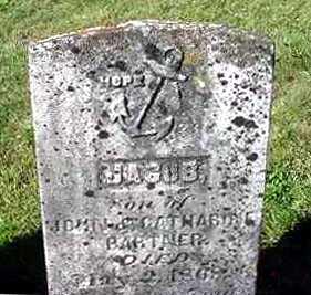 PARTNER, JACOB - Juniata County, Pennsylvania   JACOB PARTNER - Pennsylvania Gravestone Photos