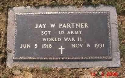 PARTNER, JAY W. - Juniata County, Pennsylvania | JAY W. PARTNER - Pennsylvania Gravestone Photos