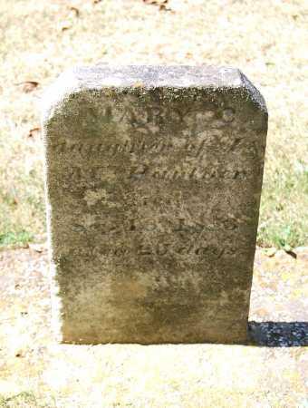 PARTNER, MARY C. - Juniata County, Pennsylvania | MARY C. PARTNER - Pennsylvania Gravestone Photos