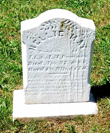 PARTNER, NELLIE MAY - Juniata County, Pennsylvania   NELLIE MAY PARTNER - Pennsylvania Gravestone Photos