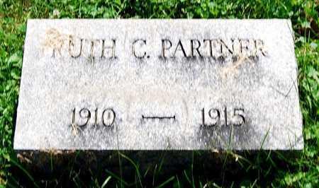 PARTNER, RUTH C. - Juniata County, Pennsylvania   RUTH C. PARTNER - Pennsylvania Gravestone Photos
