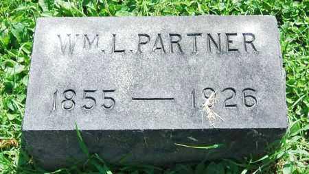 PARTNER, WILLIAM L. - Juniata County, Pennsylvania | WILLIAM L. PARTNER - Pennsylvania Gravestone Photos
