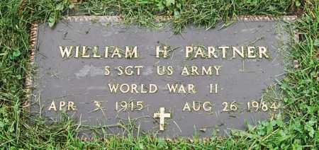 PARTNER, WILLIAM H. - Juniata County, Pennsylvania | WILLIAM H. PARTNER - Pennsylvania Gravestone Photos