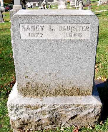 ROHM, NANCY L. - Juniata County, Pennsylvania | NANCY L. ROHM - Pennsylvania Gravestone Photos