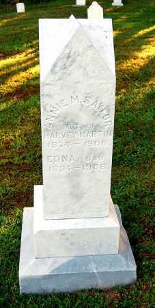MARTIN, EDNA - Juniata County, Pennsylvania | EDNA MARTIN - Pennsylvania Gravestone Photos