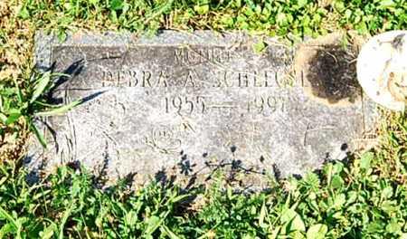 SCHLEGEL, DEBRA A. - Juniata County, Pennsylvania   DEBRA A. SCHLEGEL - Pennsylvania Gravestone Photos