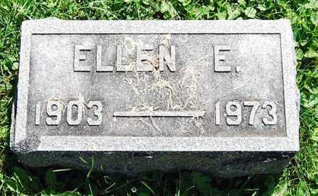SCHLEGEL, ELLEN E. - Juniata County, Pennsylvania   ELLEN E. SCHLEGEL - Pennsylvania Gravestone Photos