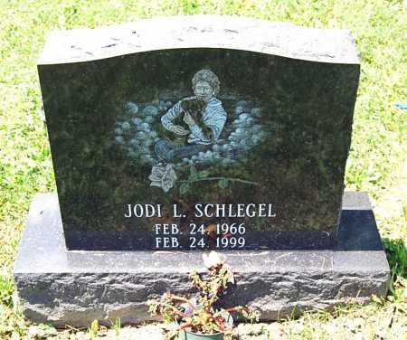SCHLEGEL, JODI L. - Juniata County, Pennsylvania   JODI L. SCHLEGEL - Pennsylvania Gravestone Photos