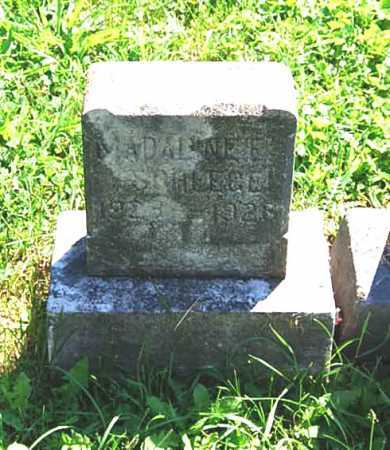 SCHLEGEL, MADALINE E. - Juniata County, Pennsylvania | MADALINE E. SCHLEGEL - Pennsylvania Gravestone Photos