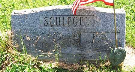 SCHLEGEL, ROSS - Juniata County, Pennsylvania | ROSS SCHLEGEL - Pennsylvania Gravestone Photos