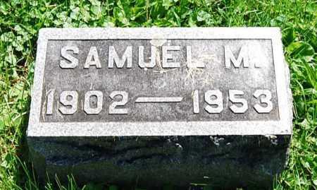SCHLEGEL, SAMUEL M. - Juniata County, Pennsylvania   SAMUEL M. SCHLEGEL - Pennsylvania Gravestone Photos