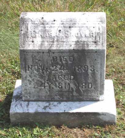 SHOVER, CHARLES C. - Juniata County, Pennsylvania | CHARLES C. SHOVER - Pennsylvania Gravestone Photos