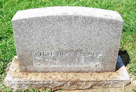 SHOVER, ETHEL - Juniata County, Pennsylvania | ETHEL SHOVER - Pennsylvania Gravestone Photos