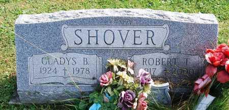 SHOVER, ROBERT T. - Juniata County, Pennsylvania | ROBERT T. SHOVER - Pennsylvania Gravestone Photos