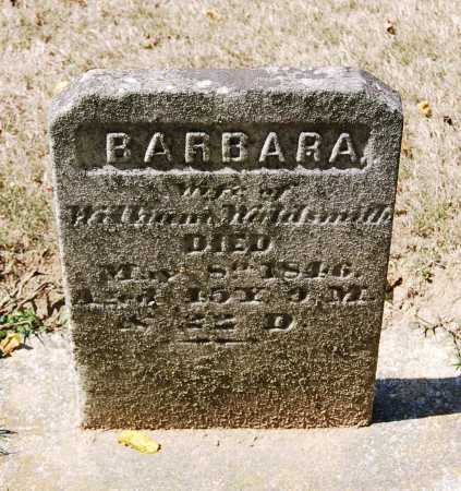WALDSMITH, BARBARA - Juniata County, Pennsylvania | BARBARA WALDSMITH - Pennsylvania Gravestone Photos