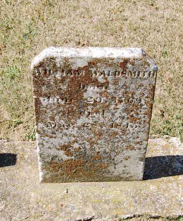 WALDSMITH, WILLIAM - Juniata County, Pennsylvania | WILLIAM WALDSMITH - Pennsylvania Gravestone Photos