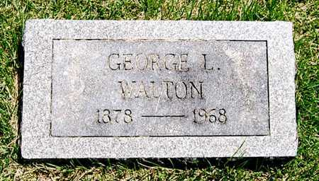WALTON, GEORGE LOY - Juniata County, Pennsylvania | GEORGE LOY WALTON - Pennsylvania Gravestone Photos